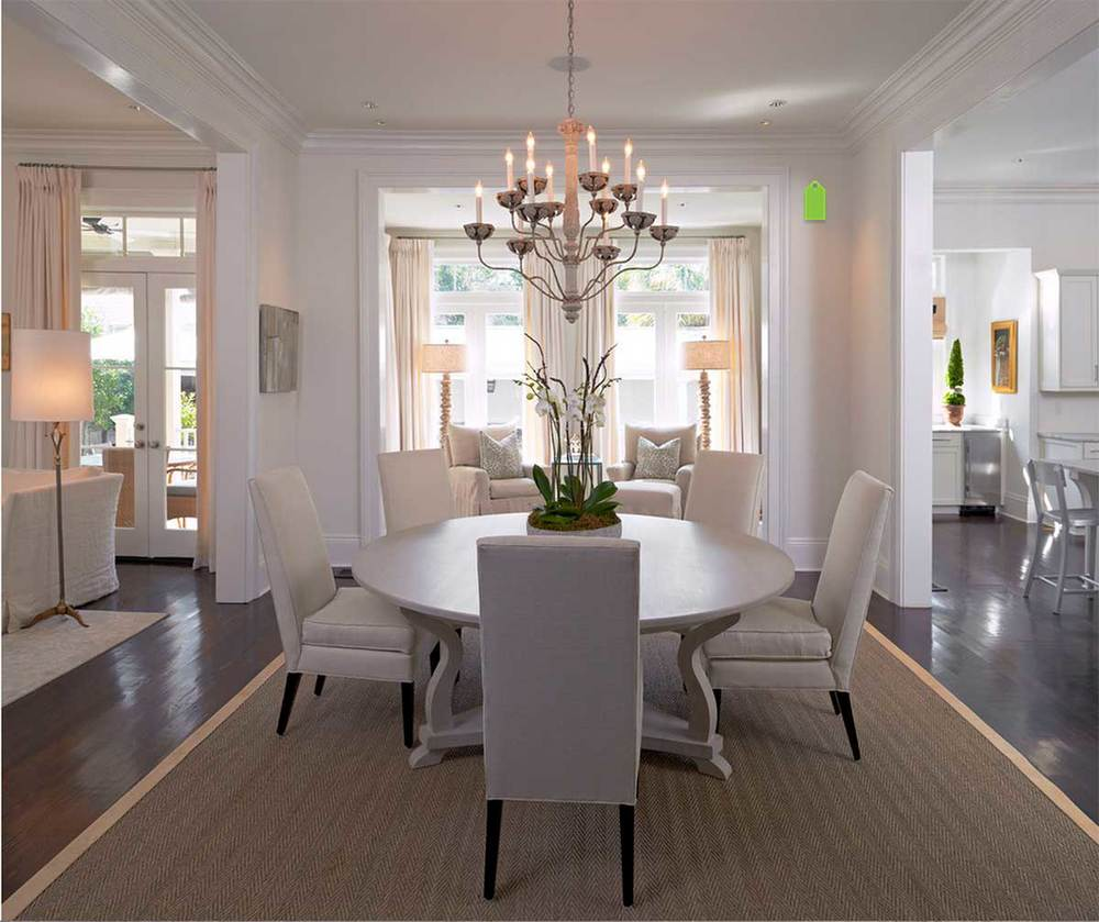 The French Mix Design via Houzz