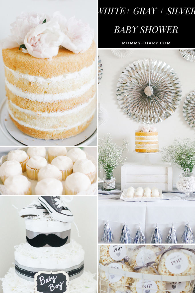 gender-neutral-white-gray-silver-babyshower