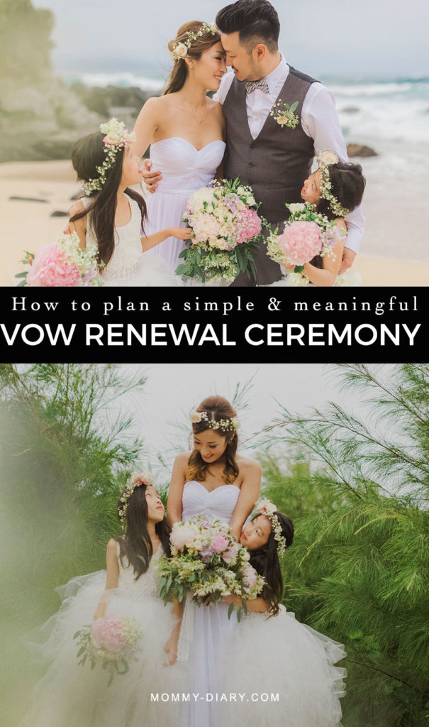 how-to-plan-vow-renewal-recommitment-pinterest