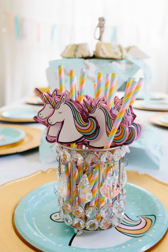 You Are Magical Unicorn Birthday Party Mommy Diary