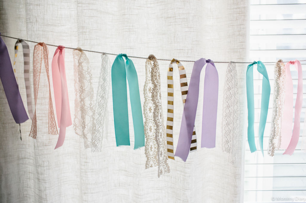 DIY-birthday-ribbon-garland-banner