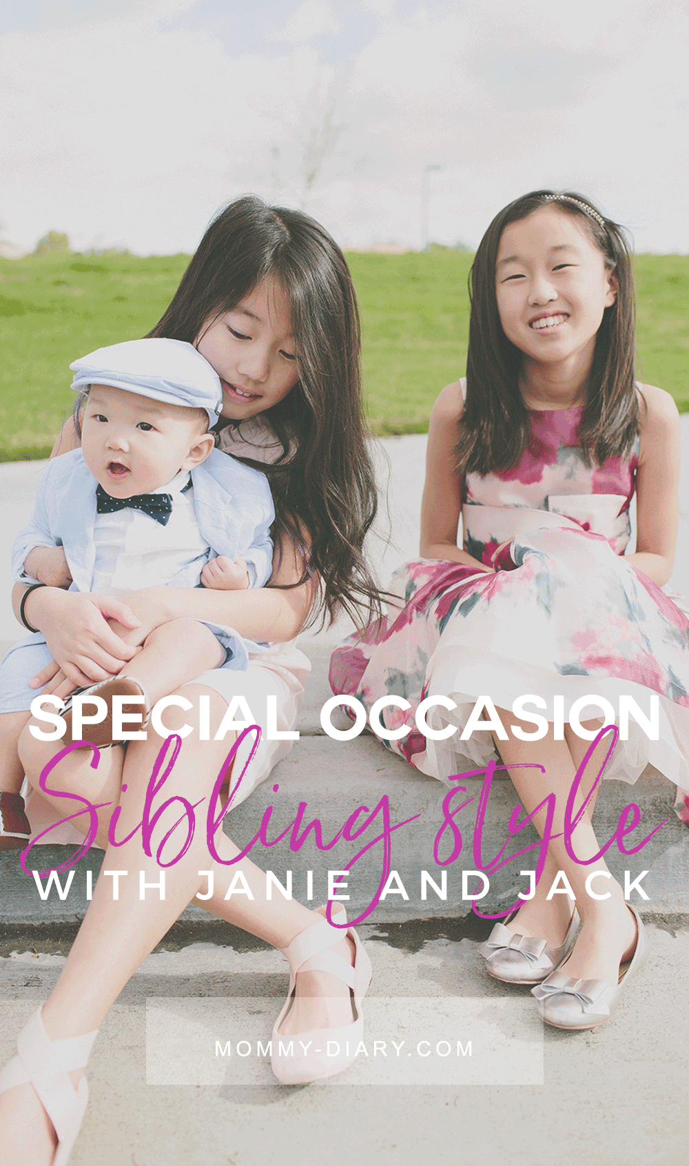1a57c001559a Special Occasion Sibling Style With Janie And Jack | Mommy Diary ®