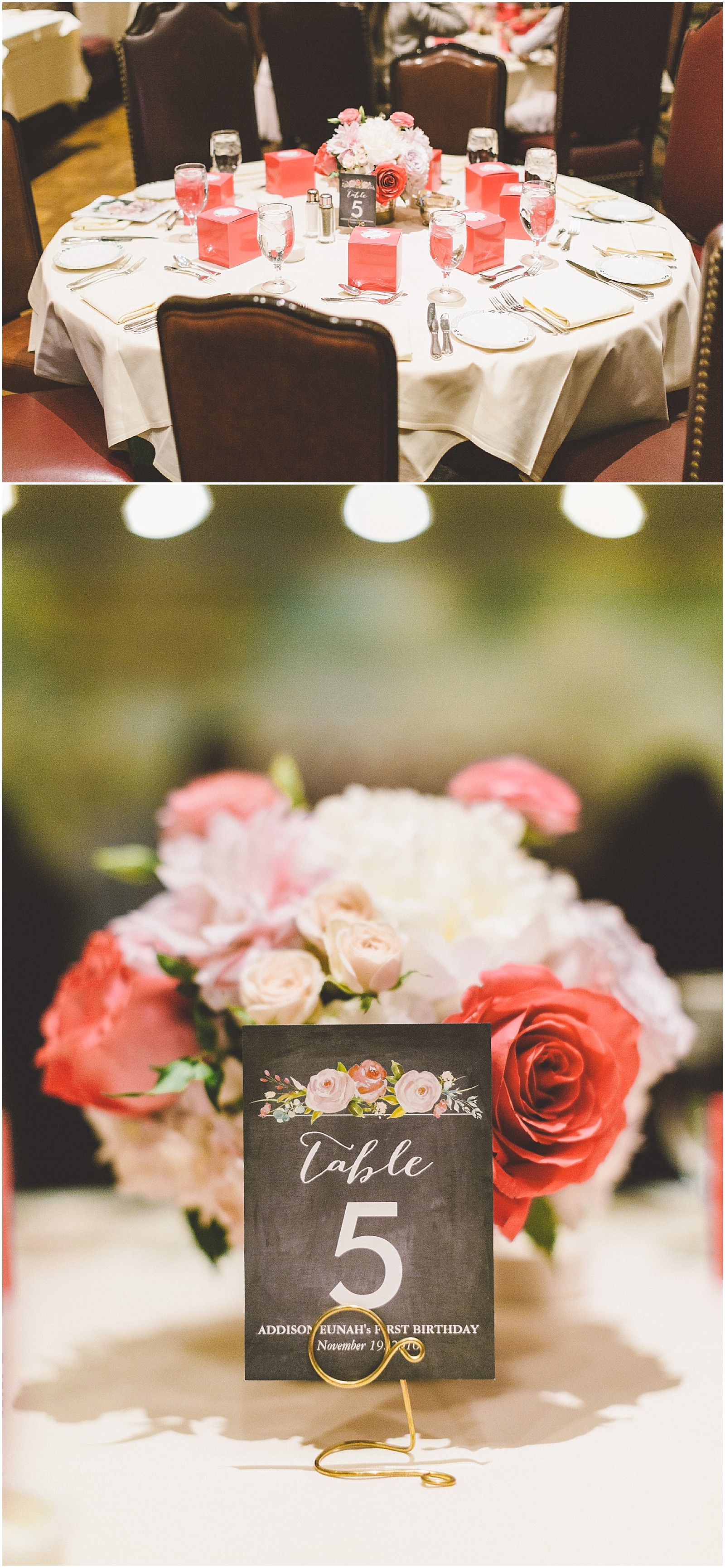 Mommy Frames: Addison's Floral Garden First Birthday Party