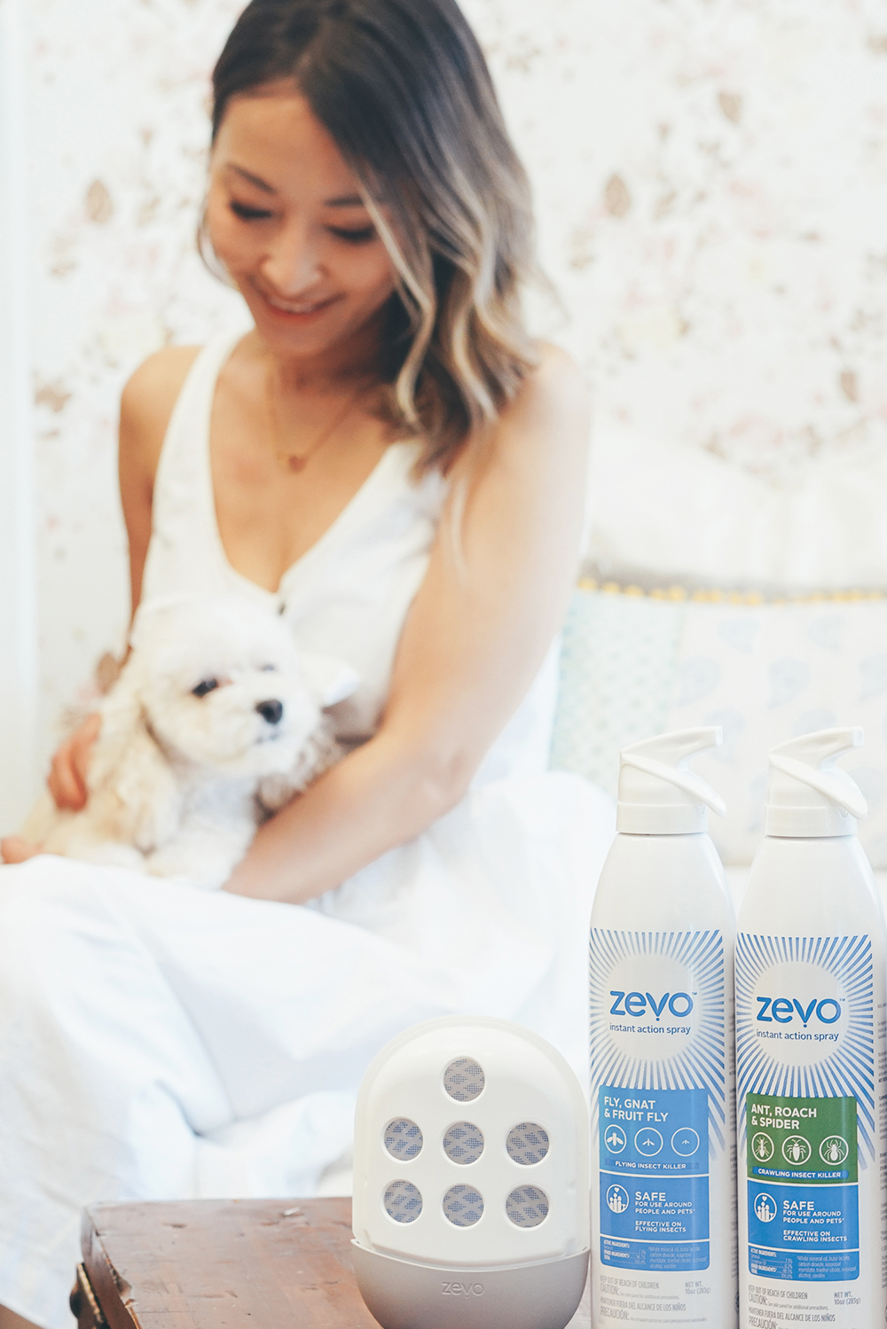 Family Friendly Bug Control With Zevo Spray Mommy Diary