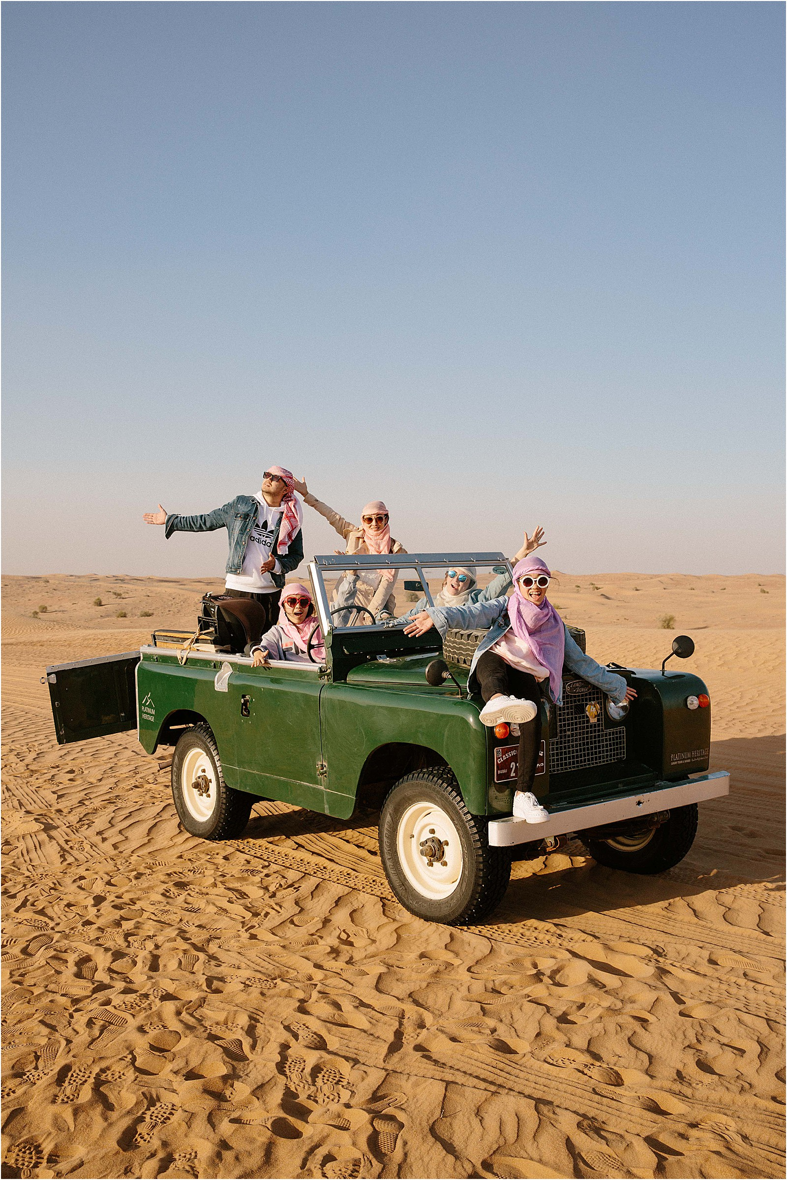 10 Reasons Why You Should Visit Dubai For Your Next Family Vacation