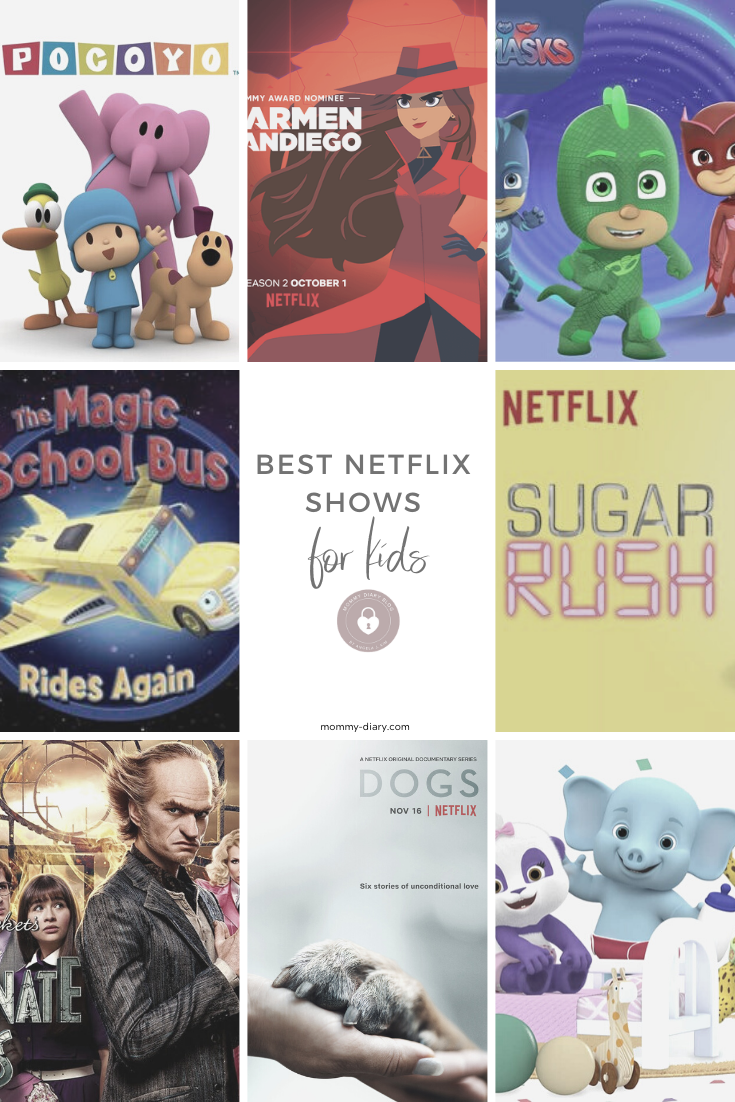 best-netflix-show-for-kids