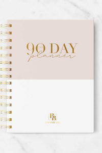 90 day planner for 2020