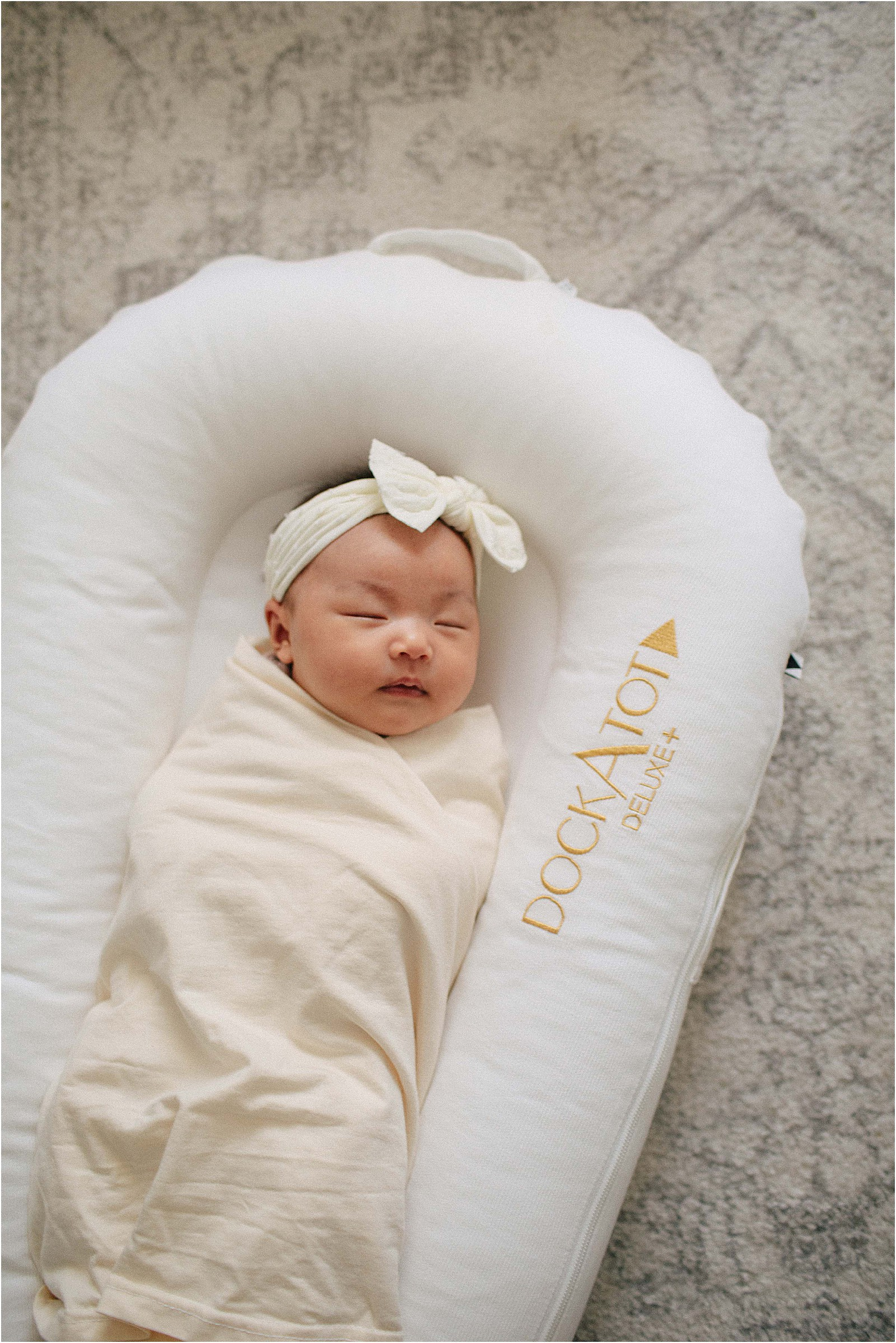 Bassinet + lounger