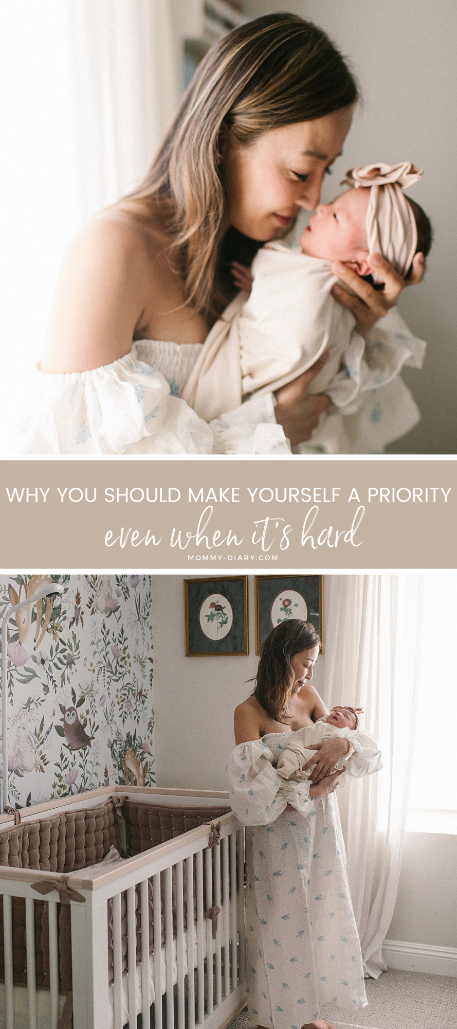 Why You Should Make Yourself a Priority