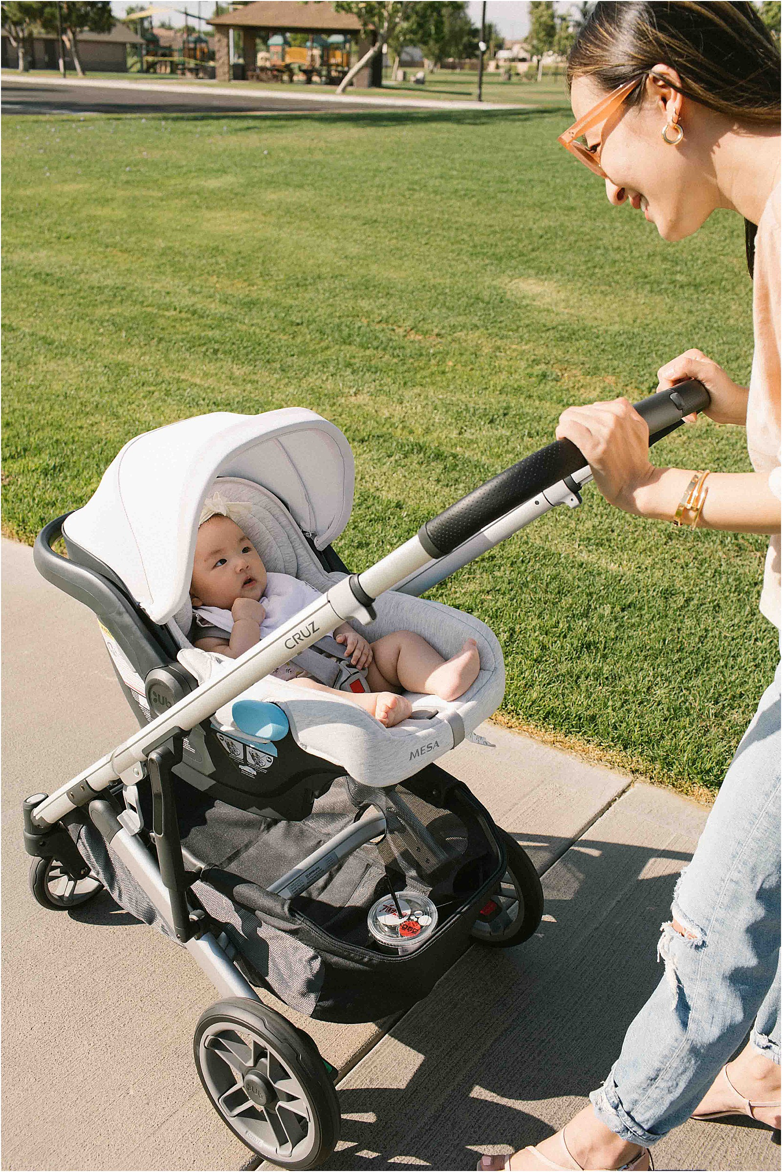 what to do with babies at home