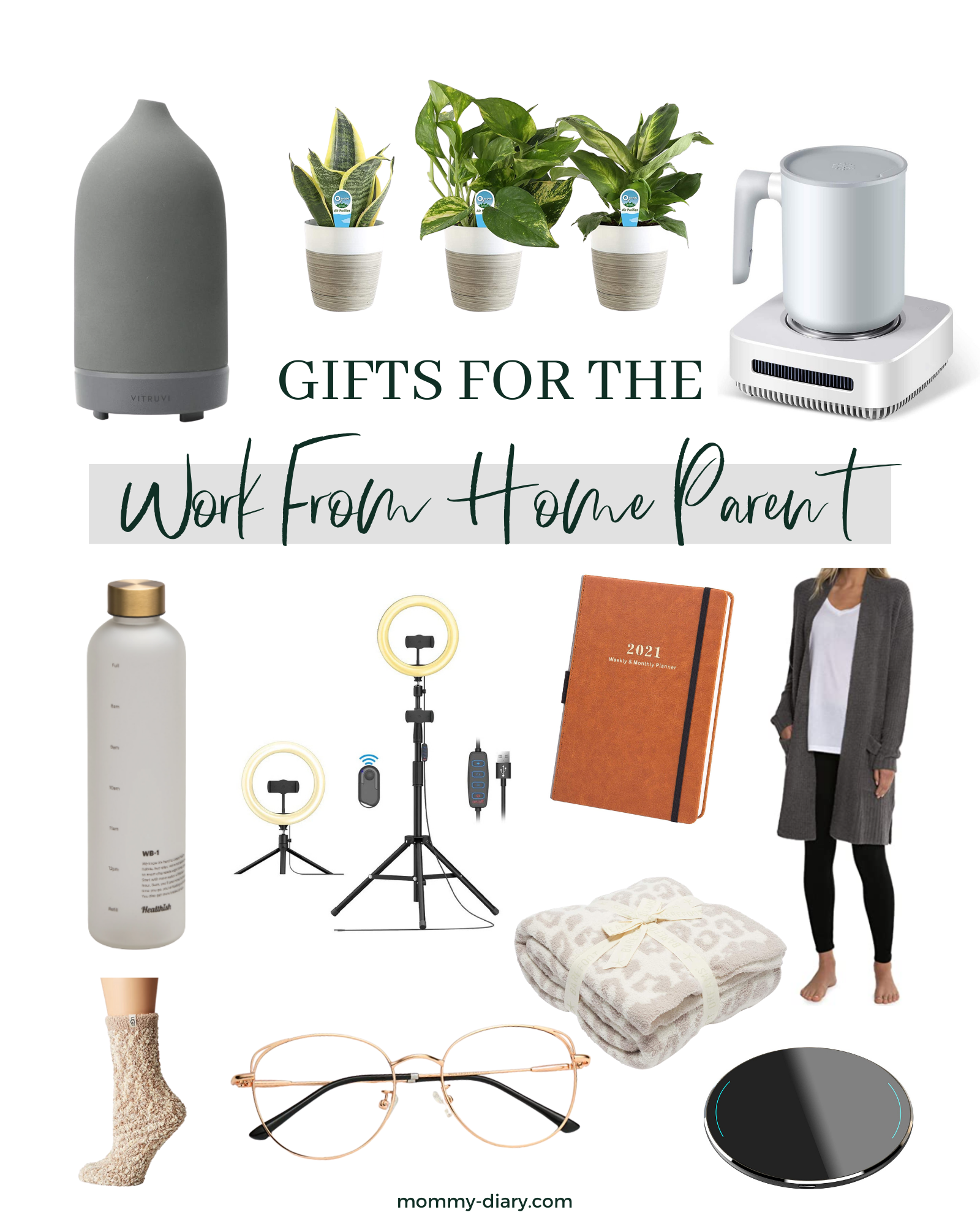 10 Gifts For The Work From Home Parent