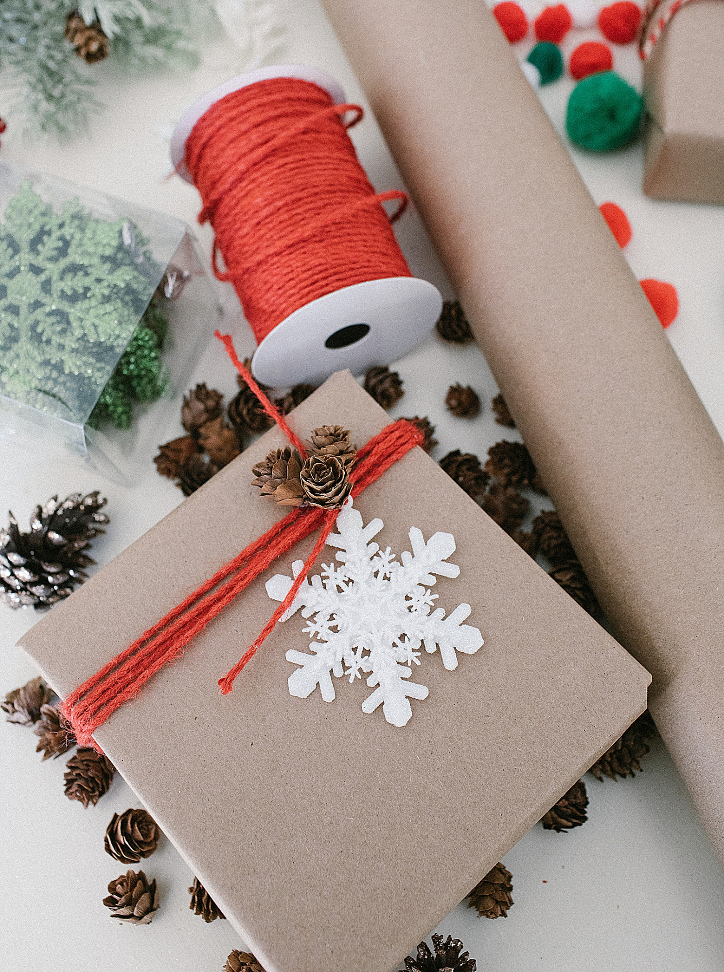 Easy & Affordable DIY Gift Wrapping Ideas
