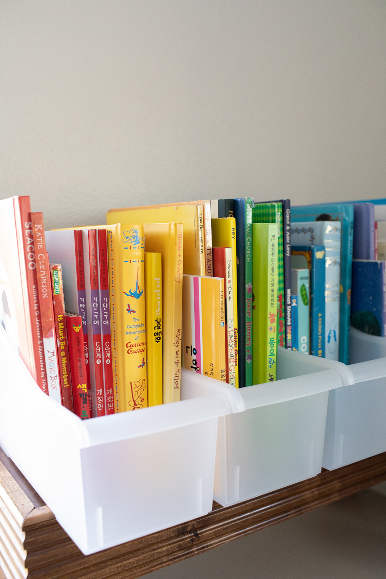 Toy Organization Tips and Ideas