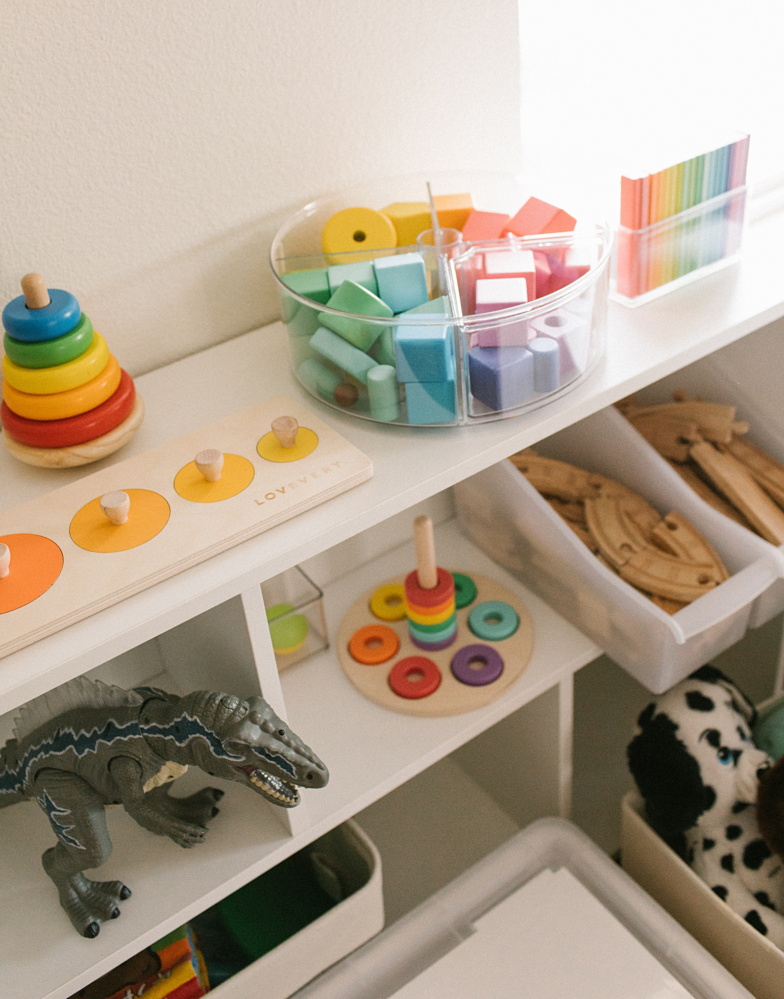the container store for kids toys
