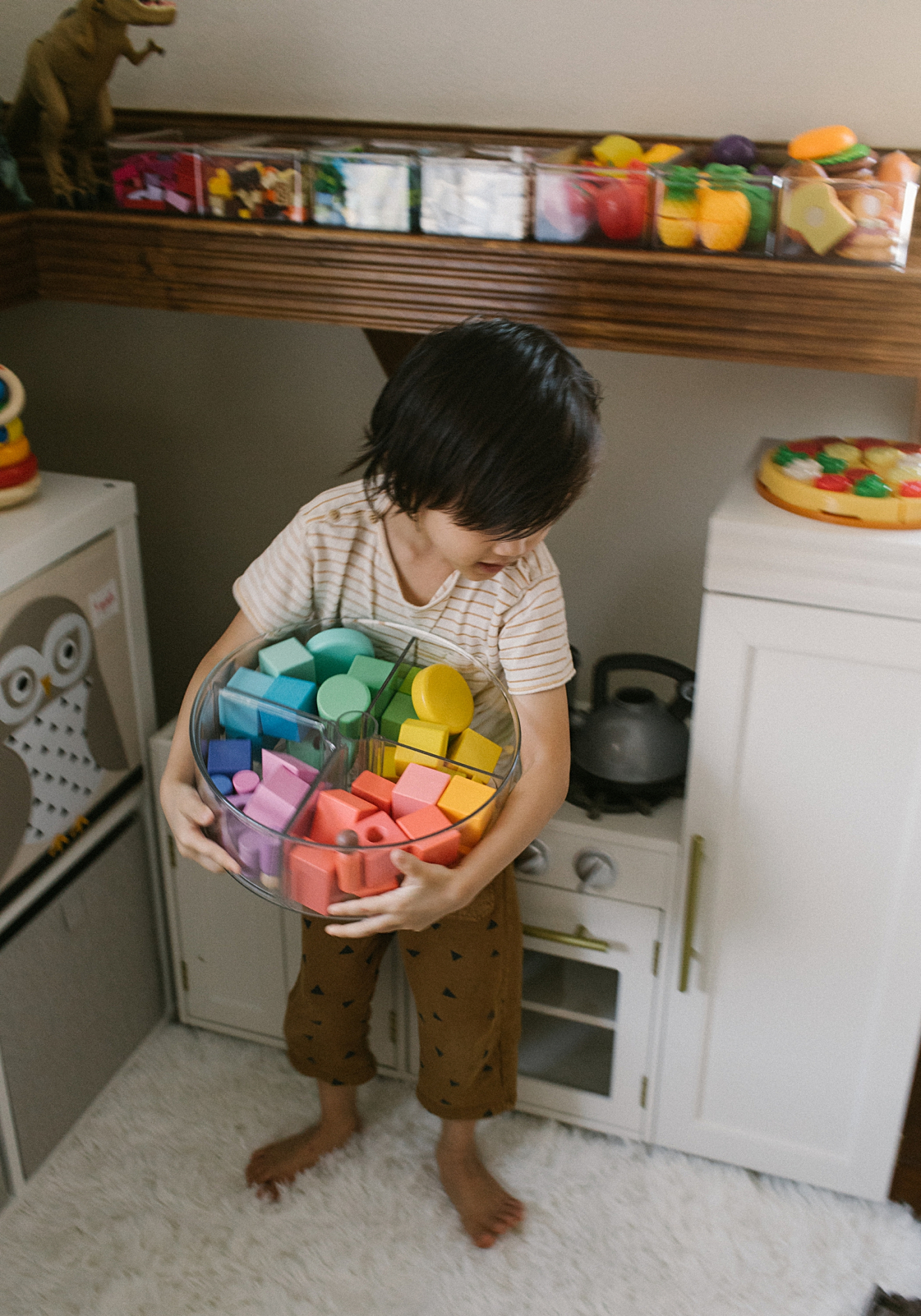 the container store home items for kids