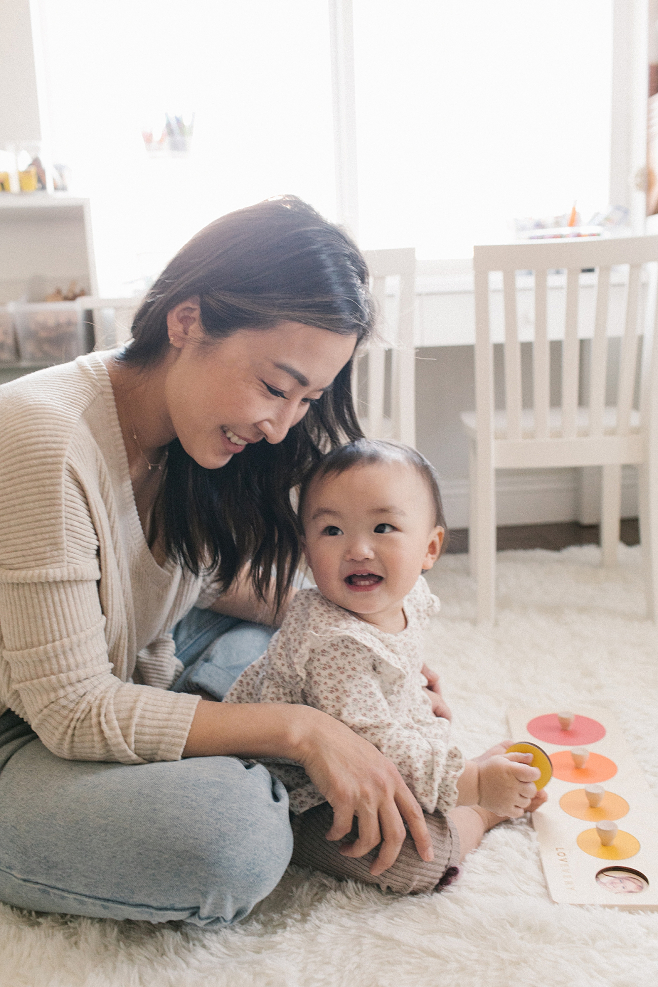 baby and mommy activities