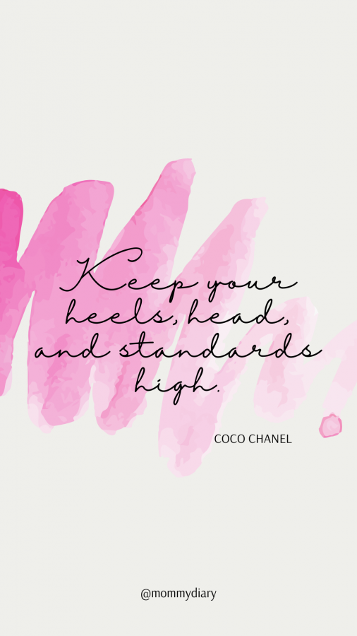 Colorful inspirational quotes for your phone wallpaper