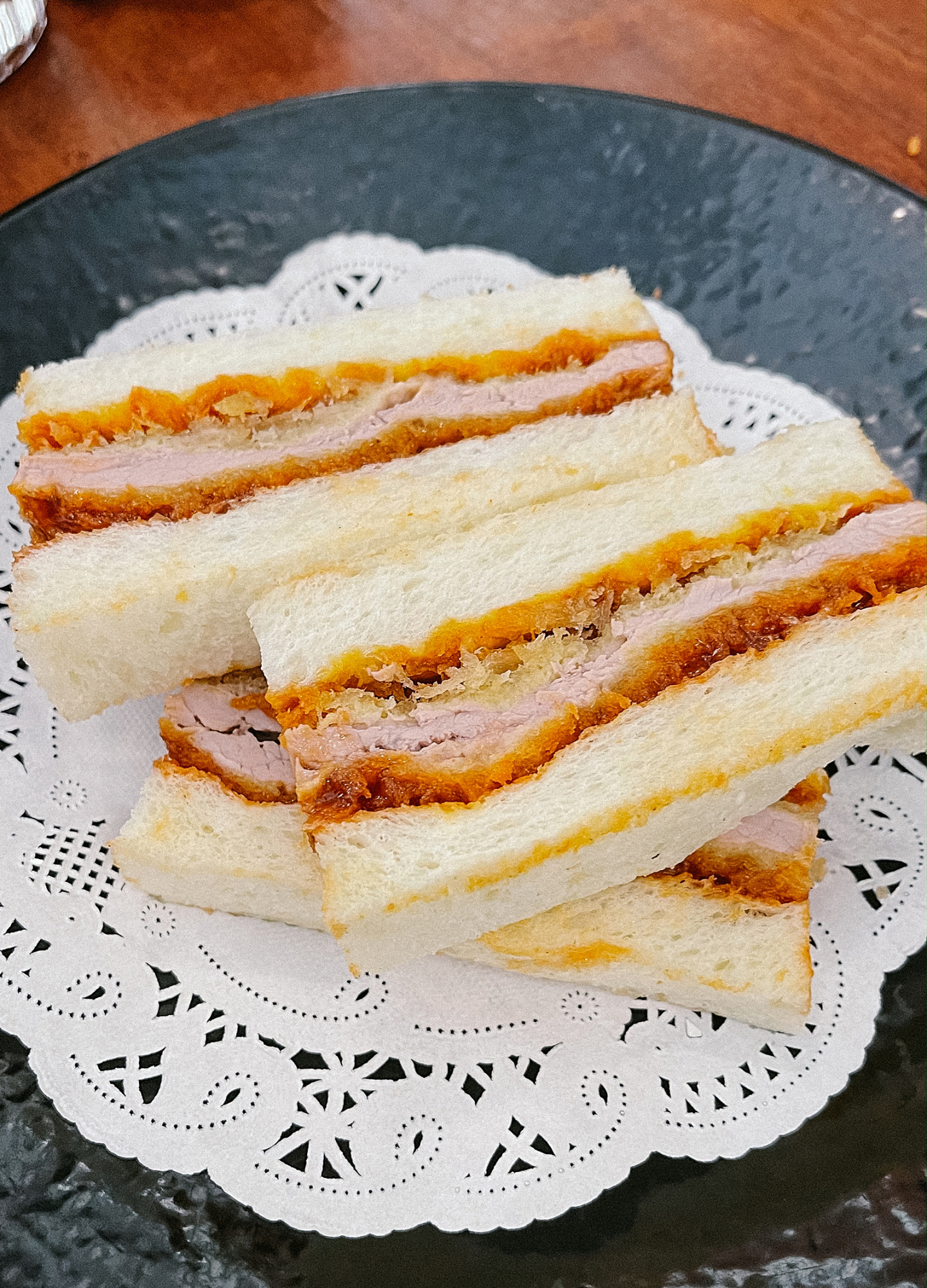 Tonkatsu sandwiches | Best Places To Eat In Oahu