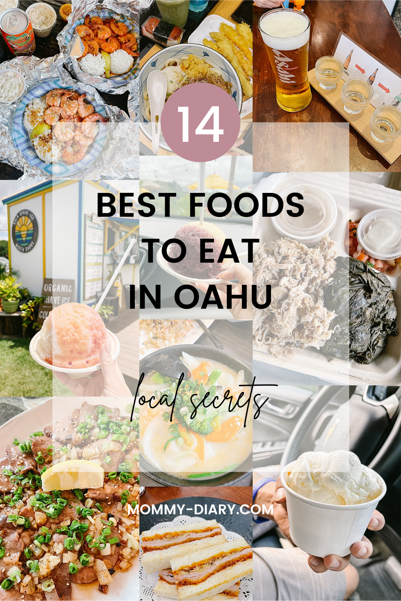 Best Places To Eat In Oahu: Local Favorites