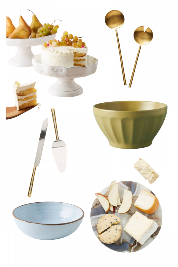 Family Style Serving Pieces