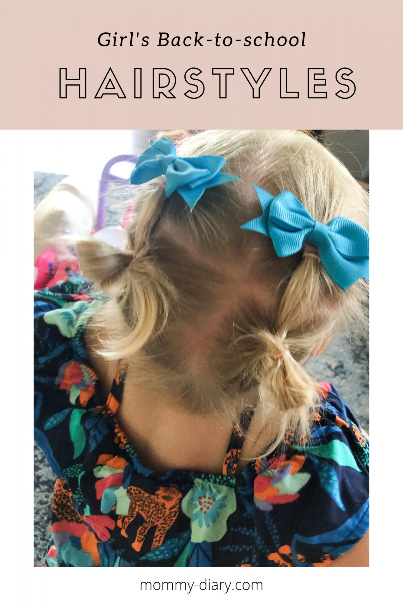 5 Back-To-School Hairstyles for Girls