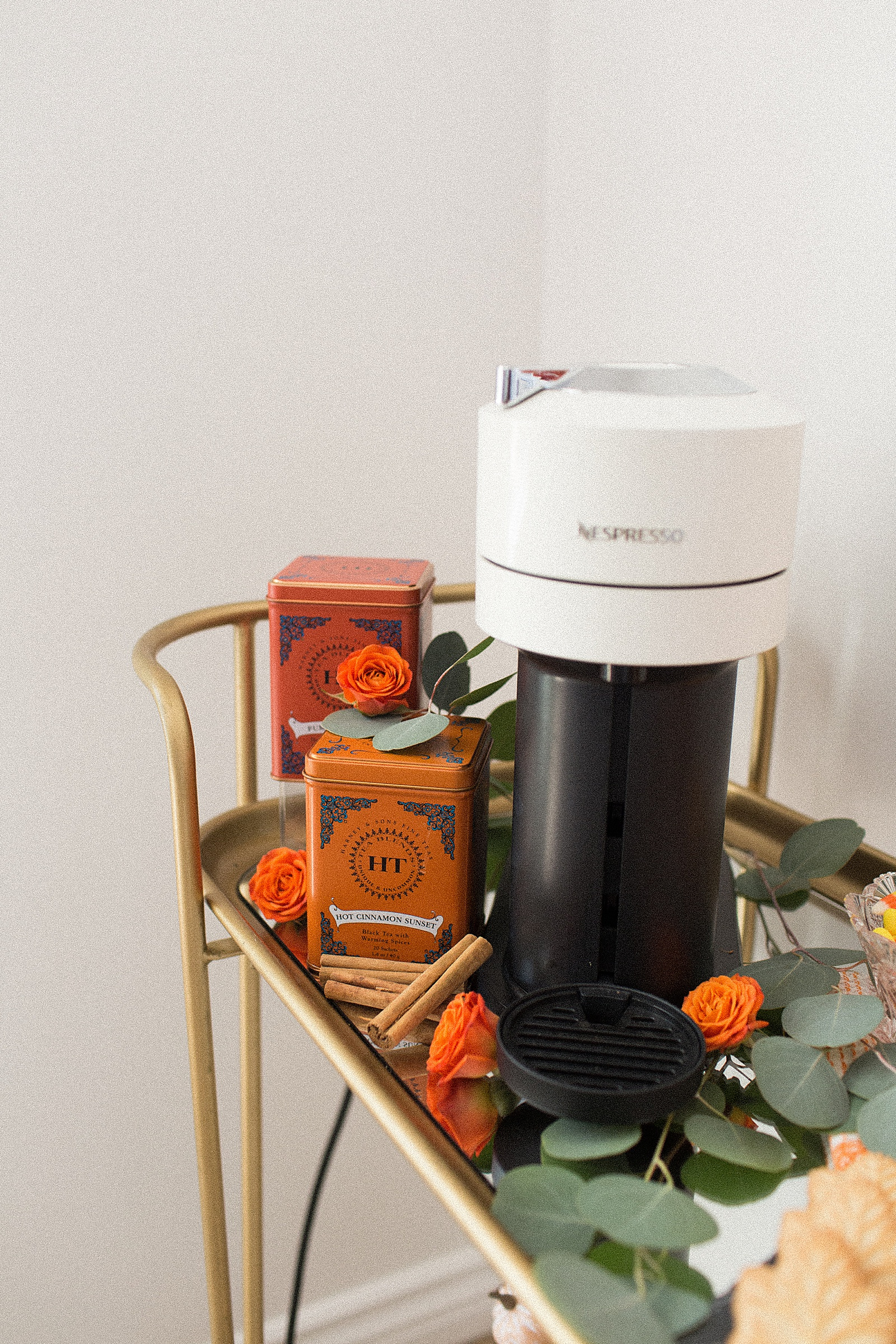 Coffee Cart Ideas for Fall